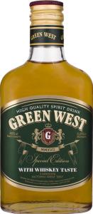 Настоянка 0.25л 40% Green West Irish пл