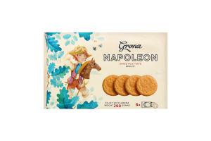 Печиво затяжне зі смаком пряженого молока Napoleon Grona м/у 290г