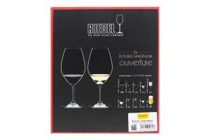 Набір келихів для червоного вина №6408/01 Double magnum Riedel 1шт