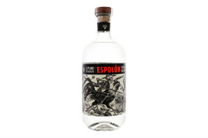 Текіла 1л 40% Blanco Blue Agave Espolon пл