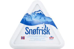 Snofrisk Fresh Spreadable Cream Cheese