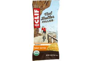 Clif Bar Nut Butter Filled Organic Peanut Butter