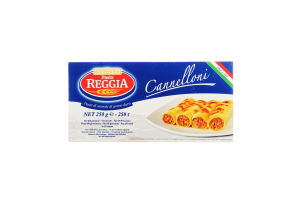 Макаронные изделия Cannelloni Pasta Reggia к/у 250г