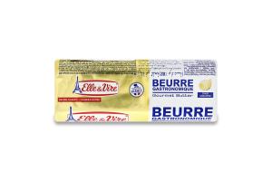 Масло 82% кисловершкове несолене Гастрономічне Elle&Vire м/у 500г