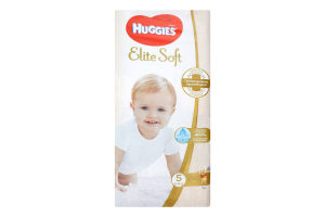 Підгузки Elite Soft Huggies 12-22кг 56шт