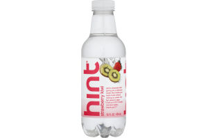 Hint Water Infused with Strawberry Kiwi