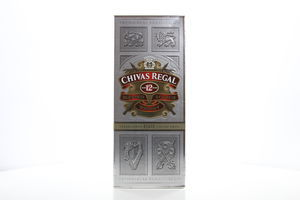 Виски 1л 40% 12лет Premium короб Chivas Regal