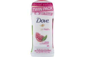 Dove Go Fresh Anti-Perspirant Deodorant Revive - 2 CT
