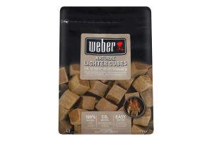 Кубики для розжига Weber 48шт