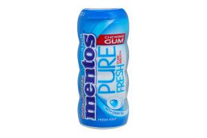 Драже жевательное Mint Pure Fresh Mentos п/у 30г