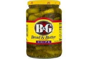 B&G Bread & Butter Chips