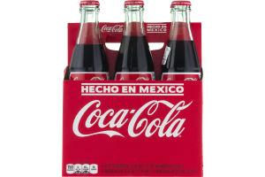 Coca-Cola Bottles Mexico - 6 CT