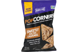 PopCorners Popped Corn Chips Sweetly Salted Caramel