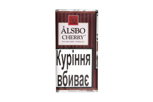 Табак трубковый Cherry Alsbo 50г