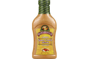 Margaritaville Dressing Sweet French With Cane Sugar