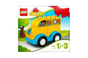 LEGO® DUPLO® Мой первый автобус 10851
