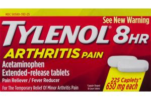 Tylenol Arthritis Pain Caplets - 225 CT