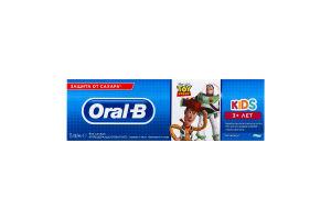 Зубная паста для детей от 3лет Нежный вкус Kids Oral-B 75мл