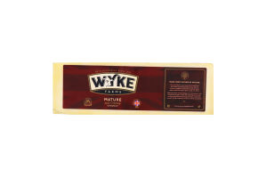 Сир 48% Mature and Creamy Cheddar Wyke Farms кг