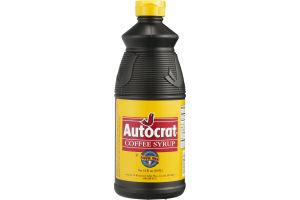 Autocrat Coffee Syrup