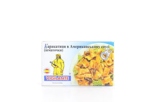 Каракатица в американском соусе Vigilante 120мл
