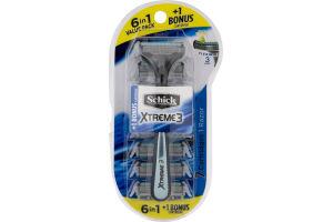Schick Xtreme3 Razor + Cartridges