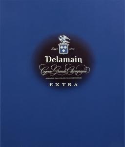 Коньяк 0.7л 40% Extra Delamain пл