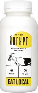 Йогурт Лавка традицій MolokoBar козий бут 4%
