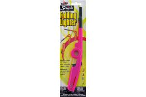 Scripto Folding Lighter Refillable
