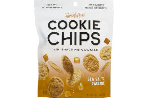 Hannah Max Cookie Chips Sea Salted Caramel