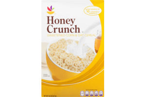 Ahold Cereal Honey Crunch