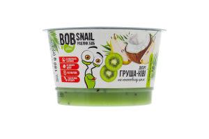 Десерт на кокосовом креме Груша-киви Bob Snail ст 180г
