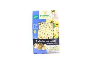 Тортелліні Primeal органік з білими грибами 250г x12