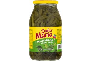 Doña Maria Nopalitos Tender Cactus