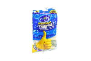 Перчатки хозяйственные PrOK S