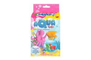 Набір антистрес для дітей від 3-х років №30255 Aqua Go Морські тварини Мир Лео 1шт