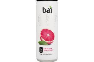 Bai Bubbles Sparkling Antioxidant Infusion Gimbi Pink Grapefruit