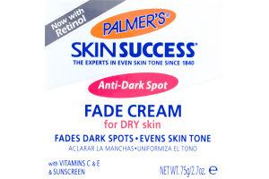 Palmer's Skin Success Anti-Dark Spot Fade Cream For DRY Skin