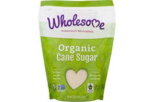 Wholesome! Organic Cane Sugar