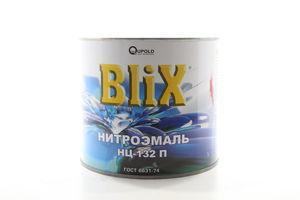 """ЕМАЛЬ НЦ-132П """"BLIX"""" ГОСТ ЧЕРВОНА 1,8КГ"""