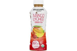 Bigelow Organic Green Tea Mango Lychee