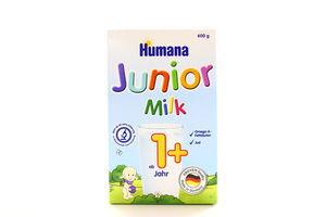 Суміш Humana Junior Milch молочна 600г х8