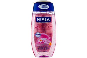 Nivea Touch Of Water Lily Hydrating Shower Gel