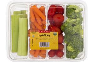 Sunbelt Organic Vegetable Tray