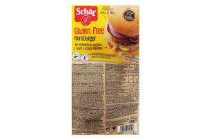 Булочка Schar для гамбургерів без глютену 300г