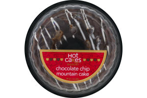 Hot Cakes Bakery Chocolate Chip Mountain Cake