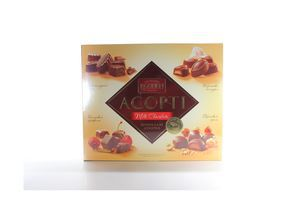 Конфеты Ассорти молочный шоколад Roshen 203г