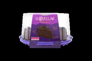 Торт бісквітний Шоколадний Rozalini п/у 0.76кг