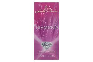 Lady Charm Diamond т/вода жіночa 30мл