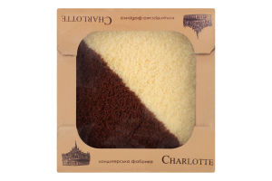 Торт Сметанник Charlotte к/у 450г